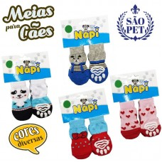 ME-01 - MEIAS PARA CAES P
