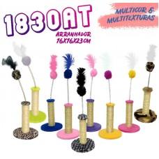 1830AT - ARR 1 PL P PEL LISA 16X16X23CM