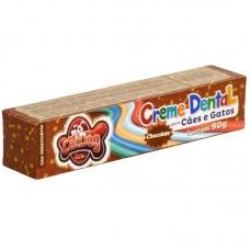 4708-5 - CREME DENTAL CHOCOLATE 90G