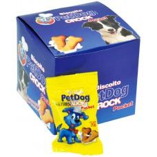 6510 - DISPLAY PET DOG CROCK POCKET 20UN