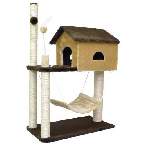 ARR HOUSE PEL MR/BG 70X35X104CM