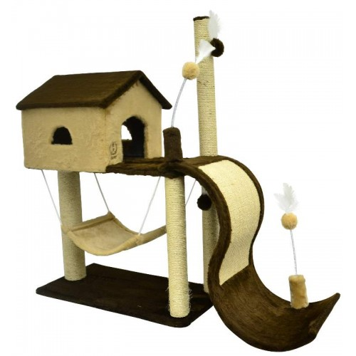 ARR HOUSE TOBOGA MR/BG 115X35X104CM