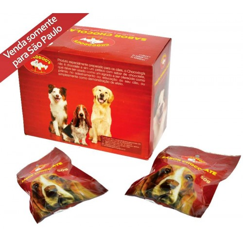 DISPLAY CHOCODOGS MISTO 12UN