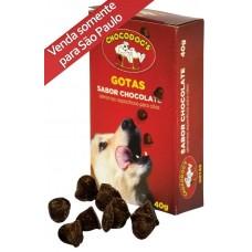 1026 - GOTAS CHOCOLATE 40G