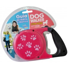10336 - GUIA RETR DOG WALKER PLUS 5M-30KG