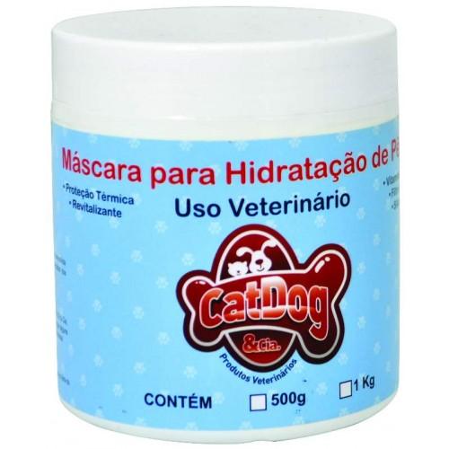 MASCARA DE HIDRATACAO POTE 500G
