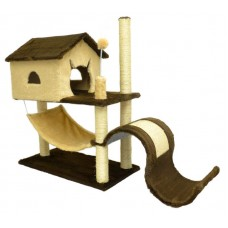 1861AT-31 - ARR HOUSE TOBOGA 115X44X88CM
