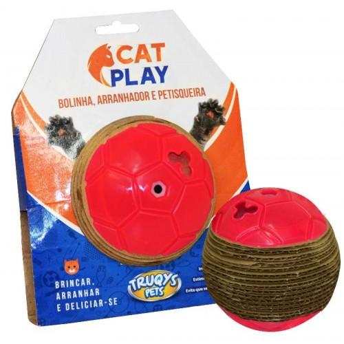 BOLINHA CAT PLAY RS
