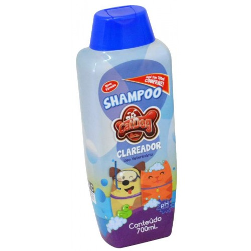 SHAMPOO CLAREADOR 700ML