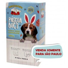 1037 - DISPLAY OVINHOS CHOCOLATE 600GRS (80 UN)