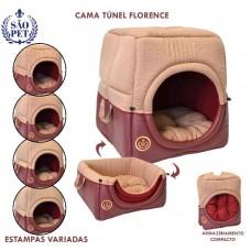 6043-4 - CAMA TUNEL FLORENCE G RS 48X48X50CM