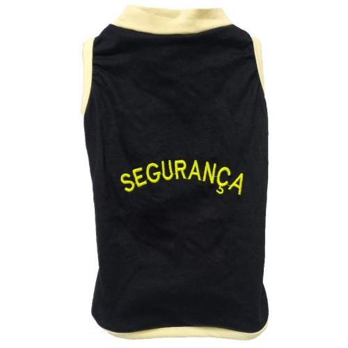 COLETE SEGURANCA N.4 33X40CM